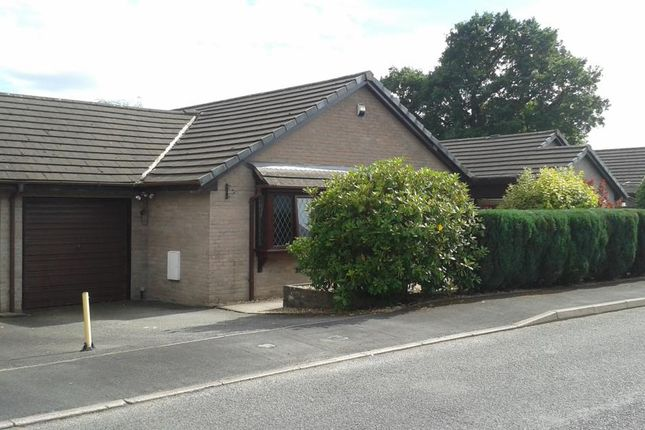 Front View of Knapplands, Newbridge-On-Wye LD1