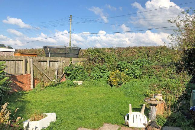 Garden of Cleaves Close, Thorverton, Exeter EX5