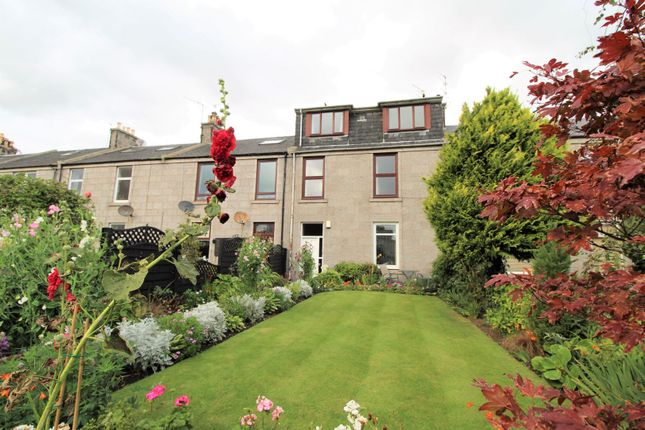 Thumbnail Maisonette for sale in Roslin Terrace, Aberdeen