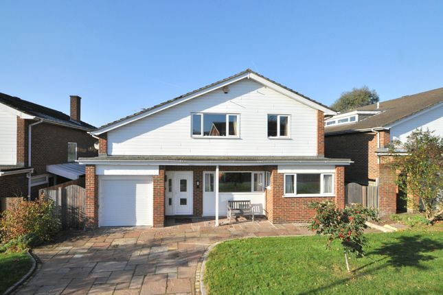 4 bed detached house for sale in Roberton Drive, Bromley