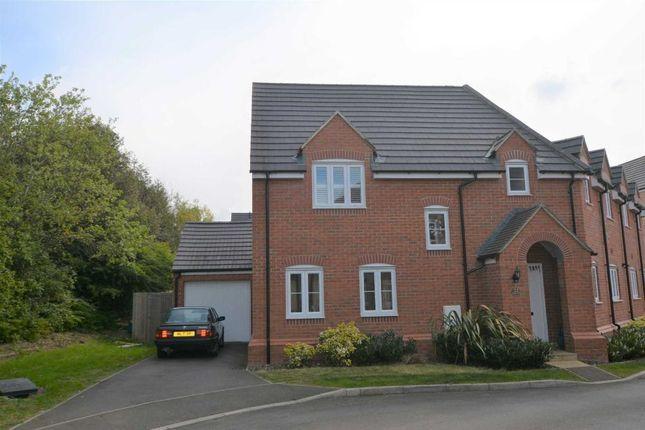 Thumbnail Semi-detached house to rent in Temple Crescent, Oxley Park, Milton Keynes, Buckinghamshire
