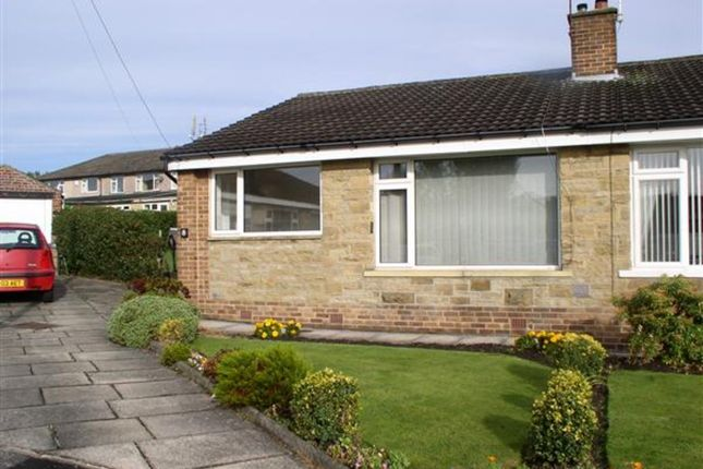 Thumbnail Detached bungalow to rent in Middlebrook Hill, Bradford