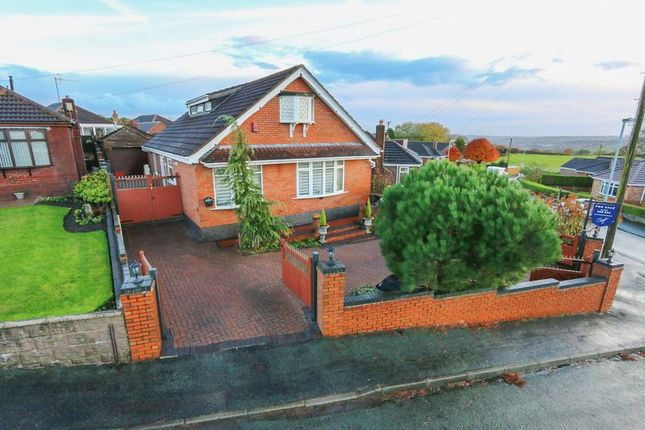 Thumbnail Detached house for sale in Overland Drive, Brown Edge, Stoke-On-Trent