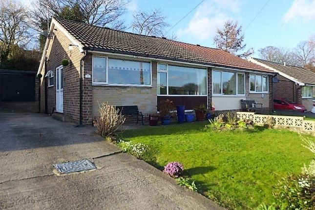 Thumbnail Semi-detached bungalow for sale in Newlay Grove, Horsforth, Leeds
