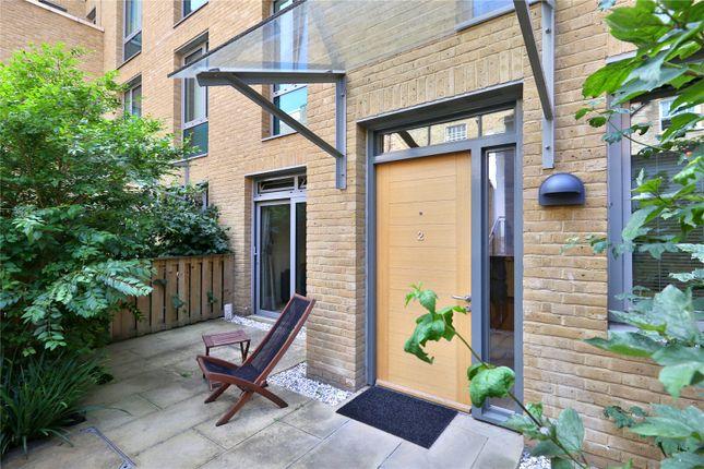 External of Balfe Street, King's Cross, Islington, London N1