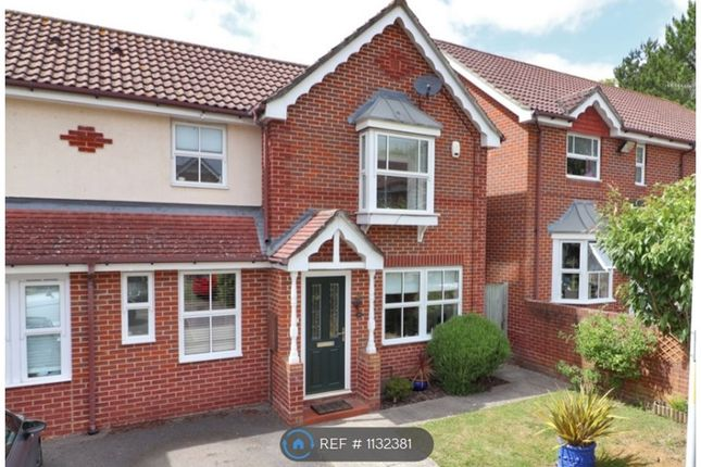 3 bed semi-detached house to rent in Teise Close, Tunbridge Wells TN2