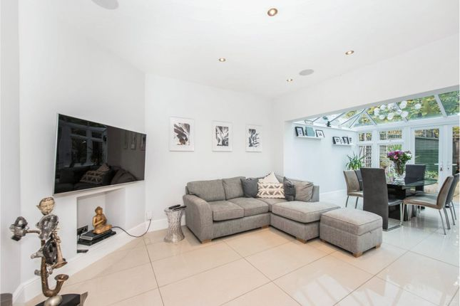Thumbnail Semi-detached house for sale in Strathearn Road, London