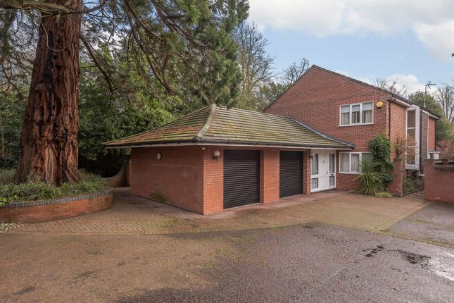 Thumbnail Detached house for sale in Christchurch Court, Christchurch Road, Norwich