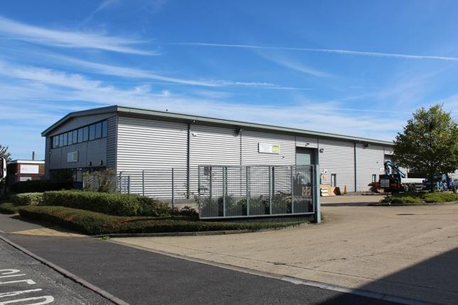 Thumbnail Warehouse to let in 47 Bilton Way, Luton, Bedfordshire