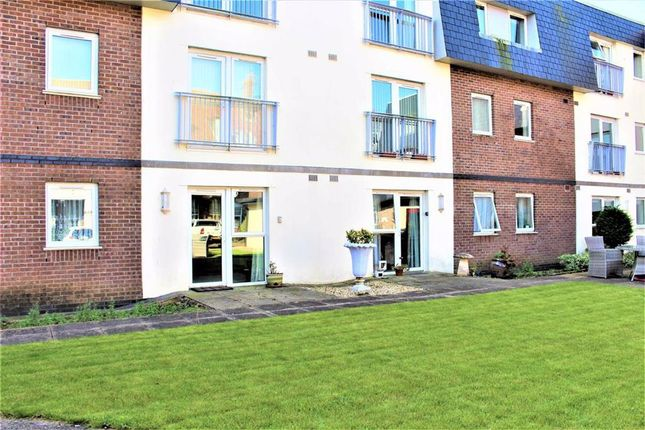 Thumbnail 2 bed flat for sale in Willow Court, Mayals, Swansea