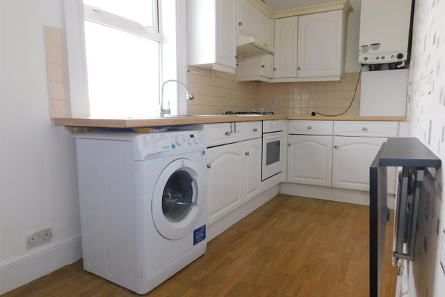 Thumbnail Maisonette to rent in Peel Road, Wembley, Middlesex