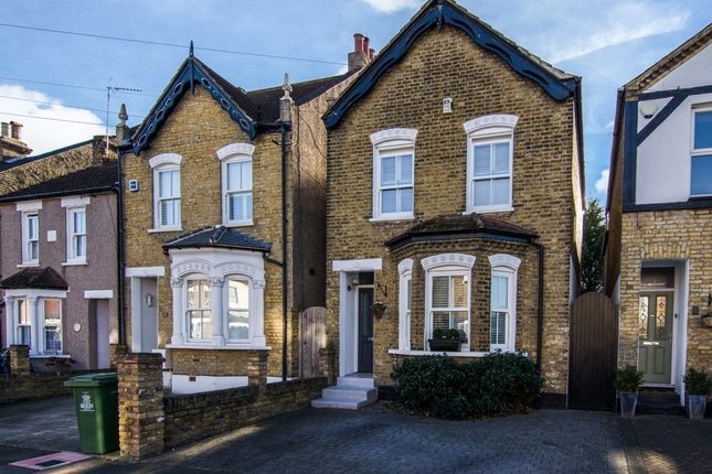 Thumbnail Detached house for sale in Clarence Road, Sidcup