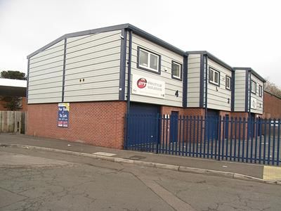 Thumbnail Light industrial for sale in Unit 4 The Glenmore Centre, Cable Street, Northam, Southampton, Hampshire