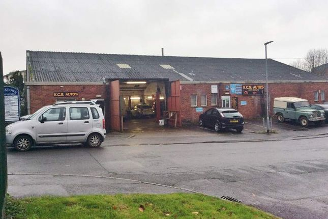 Thumbnail Parking/garage for sale in Foxmoor Business Park Road, Wellington