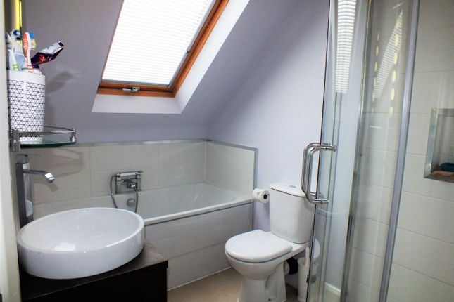 Shower Room of Hare Lane, Claygate KT10