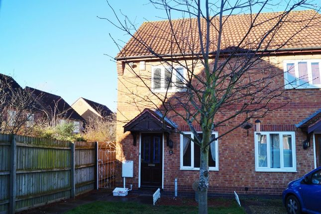 Thumbnail Semi-detached house to rent in Mandalay Drive, Norton, Worcester