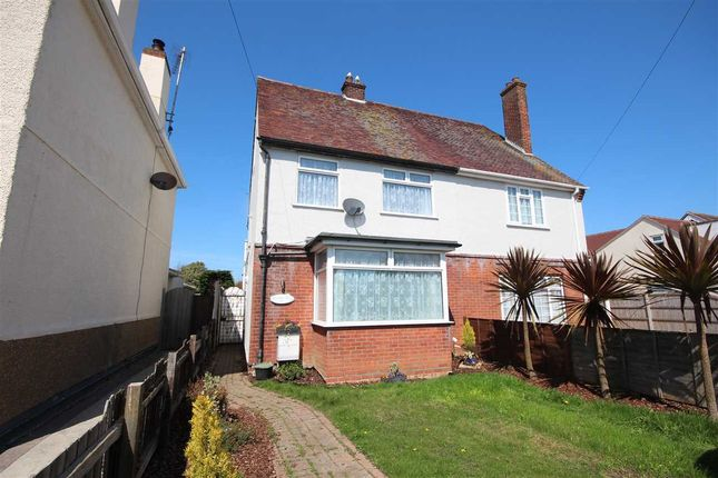 Thumbnail Semi-detached house for sale in Madeira Road, Holland-On-Sea, Clacton-On-Sea