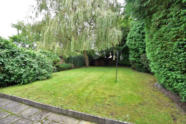 Garden of Bramhall Lane South, Bramhall, Stockport SK7