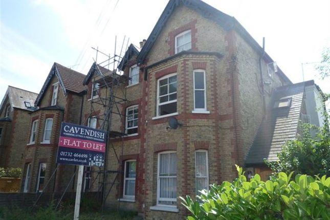 2 bed flat to rent in Granville Road, Sevenoaks
