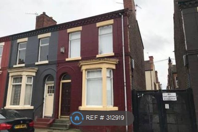 Thumbnail Room to rent in Eton Street, Liverpool