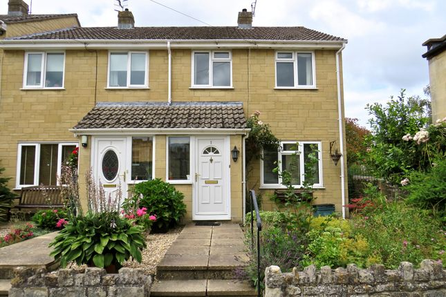 Thumbnail End terrace house for sale in Seven Acres Lane, Batheaston, Bath