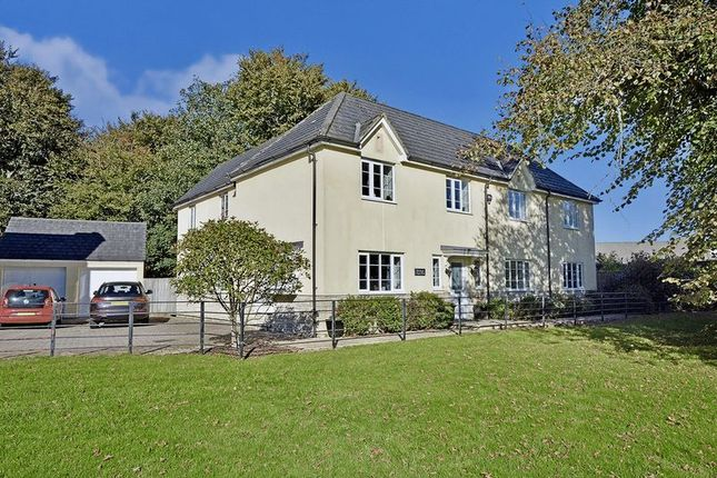 Thumbnail Detached house for sale in Saxon Road, Tavistock