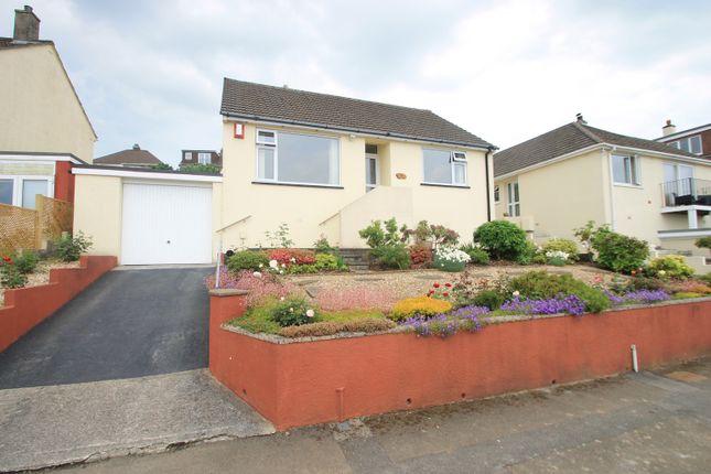 Thumbnail Detached bungalow for sale in Hillside Road, Saltash