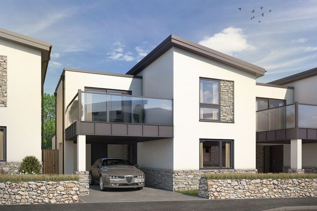 "Thumbnail Detached house for sale in ""The Mullion"" at Welway, Perranporth"