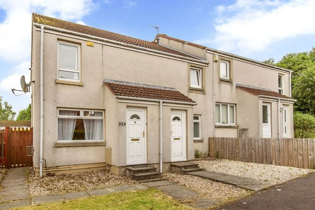 Thumbnail End terrace house for sale in 329 Rullion Road, Penicuik