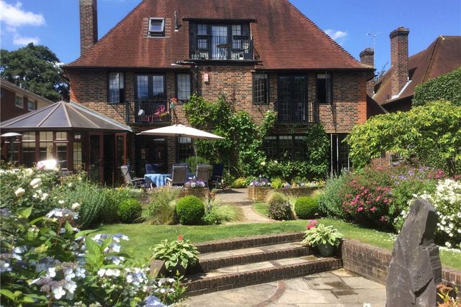 Thumbnail Detached house for sale in London Road, Sunningdale, Ascot