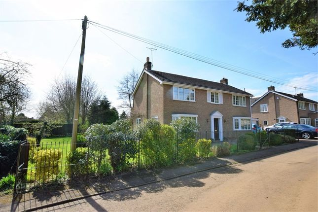 Thumbnail Detached house for sale in Sargeants Lane, Collingtree, Northampton