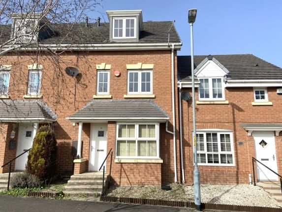 Thumbnail Terraced house for sale in Clough Close, Middlesbrough