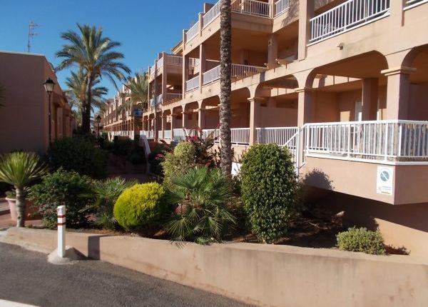 Property of Marina De La Torre, Mojácar, Almería, Andalusia, Spain