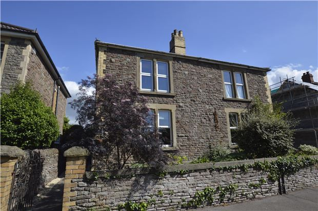 Thumbnail Semi-detached house for sale in High Street, Winterbourne, Bristol