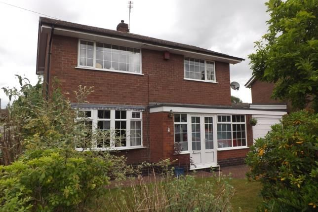 3 bed detached house for sale in Ash Grove, Rode Heath, Stoke-On-Trent, Cheshire