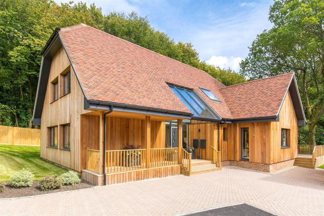 Thumbnail Detached house for sale in Manor Place, Steel Cross