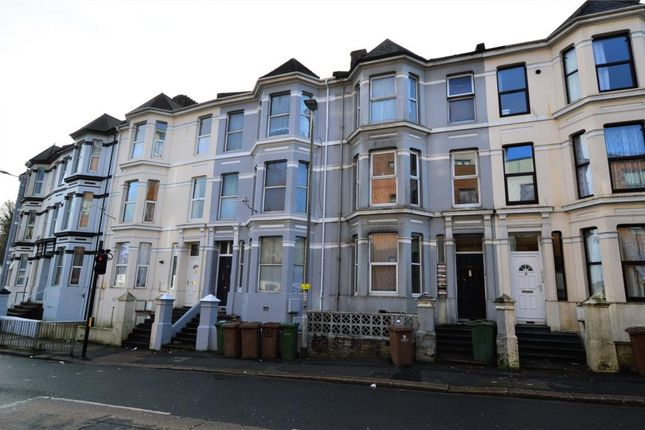 Thumbnail Terraced house for sale in Alexandra Road, Mutley, Plymouth, Devon