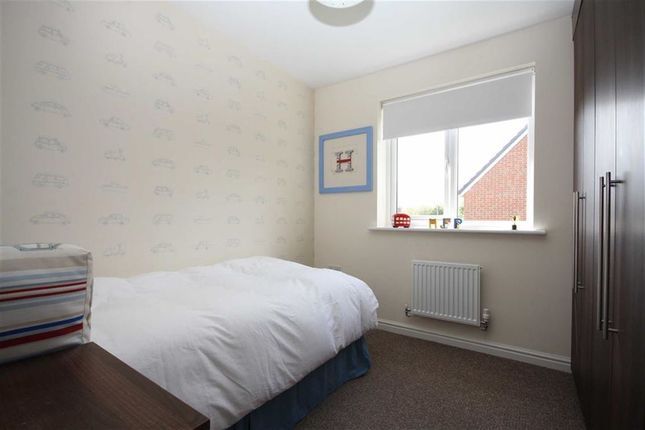 Bedroom Three of Bamburgh Drive, Chorley PR7