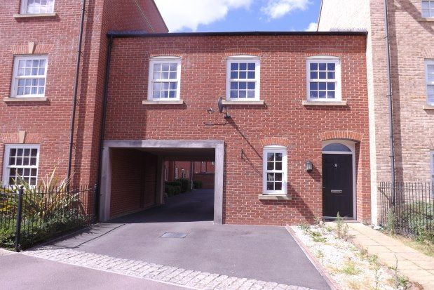 Thumbnail Flat to rent in Saxon Way, Bedford