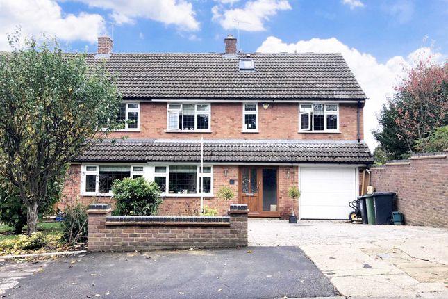 Thumbnail Semi-detached house to rent in Swing Gate Lane, Berkhamsted, Hertfordshire