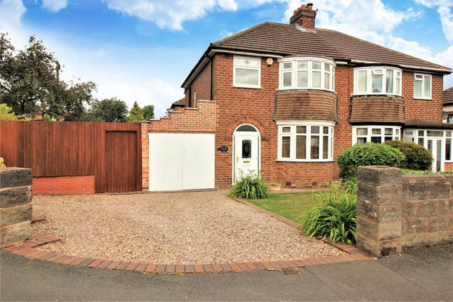 Thumbnail Semi-detached house for sale in Lawnswood Rise, Wolverhampton