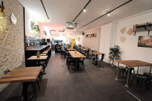 Thumbnail Restaurant/cafe to let in High Road, Wood Green