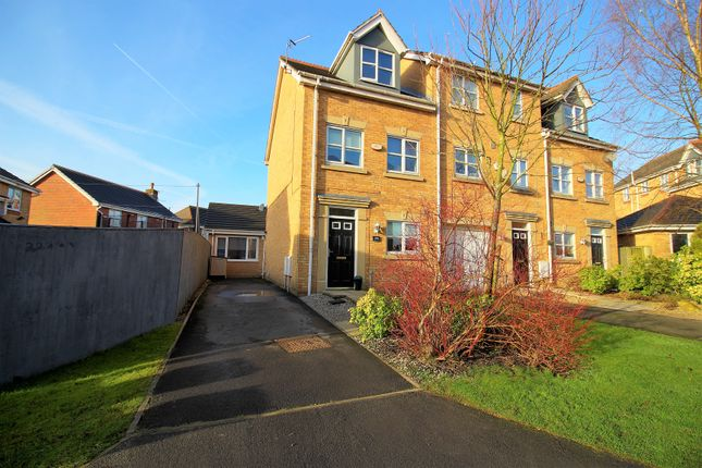 Thumbnail Town house for sale in Blackberry Drive, Hindley, Wigan