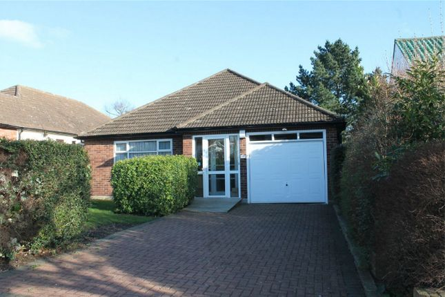 Thumbnail Detached bungalow for sale in Bittacy Rise, Mill Hill
