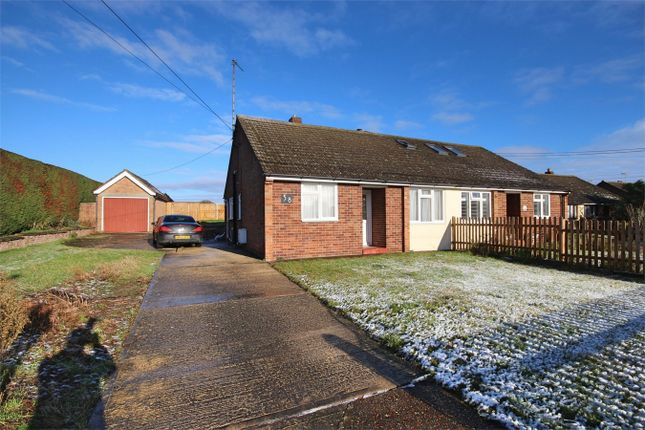 Thumbnail Semi-detached bungalow to rent in Shalford Road, Rayne, Essex