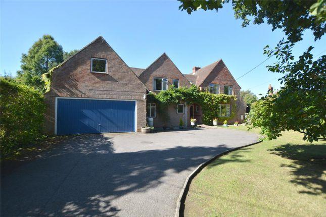 Thumbnail Detached house for sale in Ridgeway Lane, Lymington, Hampshire