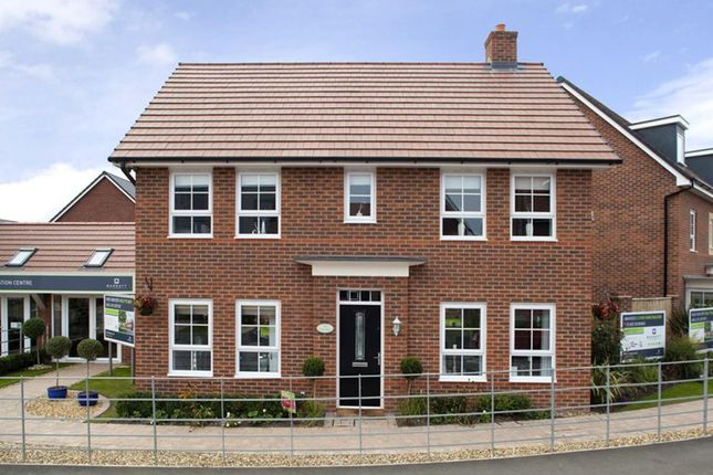 "Thumbnail Detached house for sale in ""Thornbury"" at Plox Brow, Tarleton, Preston"