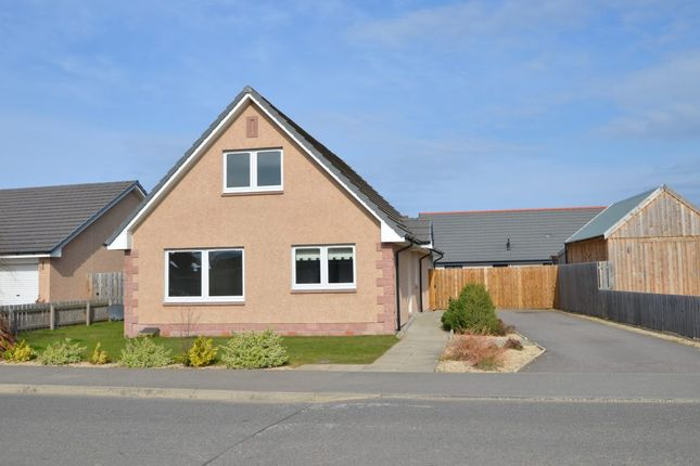 Thumbnail Detached house for sale in 4 Montgomerie Drive, Nairn