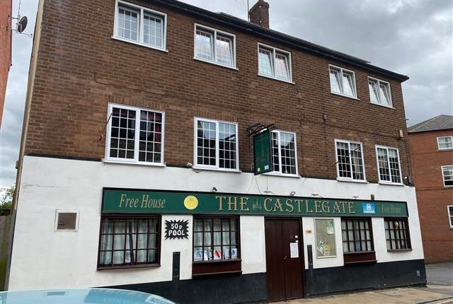 Thumbnail Flat for sale in Grantham, Lincolnshire