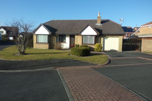 Thumbnail Bungalow for sale in Grange Close, Blyth